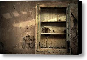 RicardMN Photography Sold A Print Of Abandoned Kitchen Cabinet To A Buyer From Highland, MD - United States