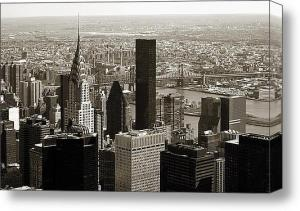 RicardMN Photography Sold A Print Of Manhattan To A Buyer From New York City, NY - United States
