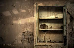RicardMN Photography Sold A Canvas Print Of Abandoned Kitchen Cabinet To A Buyer From San Antonio, TX - United States